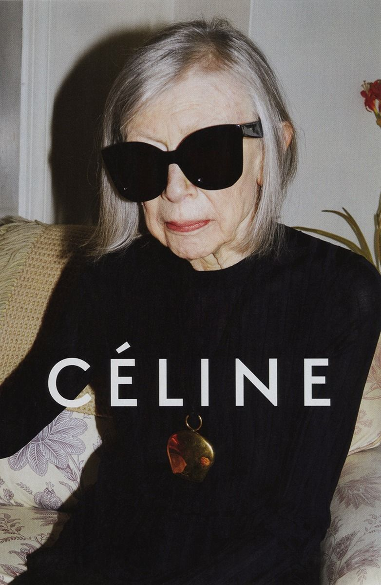 celine-joan-didion-spring-2015-Marketiniana-Marketing-de-Moda