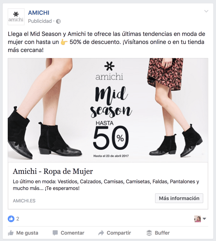 Amichi-Facebook-Ads-Moda-eCommerce