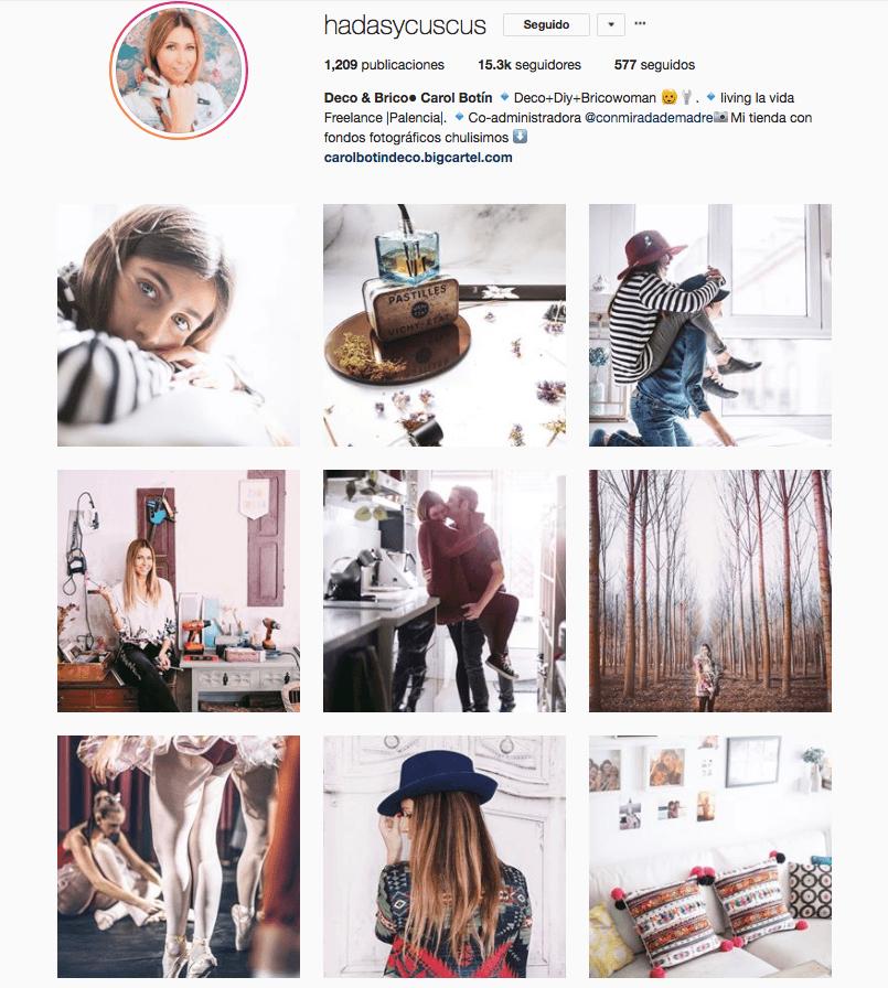 Cómo publicar en Instagram-marketiniana-HADASYCUSCUS