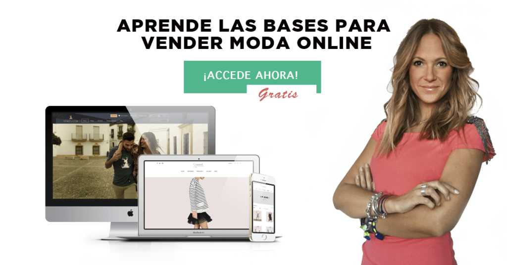 Aprende las bases para vender moda online